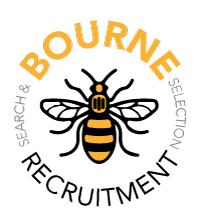 Bourne Recruitment Agency Logo