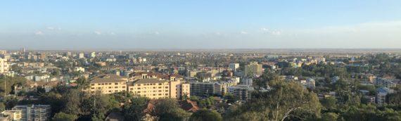 Visit to Nairobi, Kenya